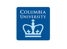 The crown symbol of Columbia University, in the city of New York.
