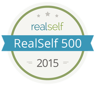 RealSelf 500 award for Portland Plastic surgeon, Austin Hayes, M.D.
