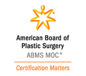 American Board of Plastic Surgery Certification.