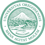 The University of Oregon Seal.