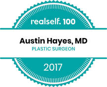 Picture of realself 100 award for 2017.