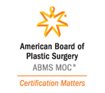 This picture of the American Board of Plastic Surgery Certification.