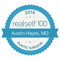 Picture of realself 100 award for 2016.