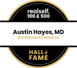 Picture of RealSelf Hall of Fame Award