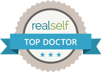 RealSelf Top Doctor award for Austin Hayes, M.D.